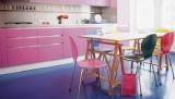 Kuhinja - roza