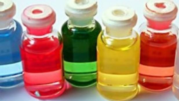 Šarene bočice sa uljima