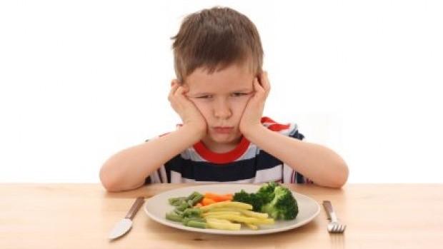 Dječak odbija jesti