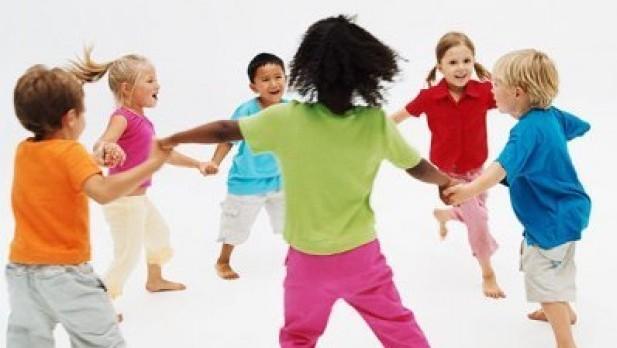 djeca u igri