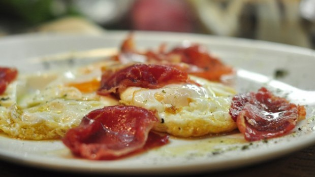 fried-egg-and-ham