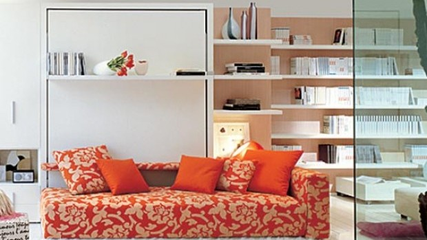 Sofa-Wall-Bed-System