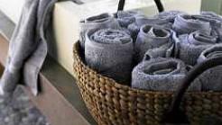 košara za ručnike