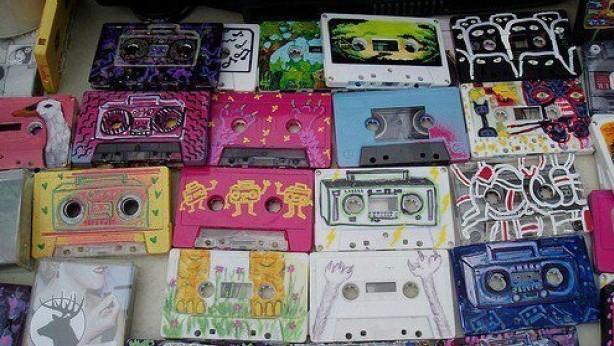 kreativno -- ukrasite stare kasete