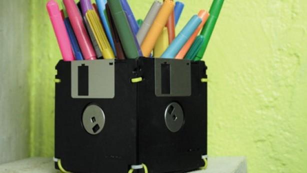 od starih disketa što se može...
