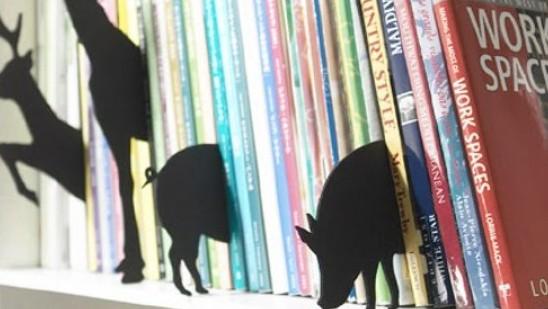 razgraničite literaturu na policama