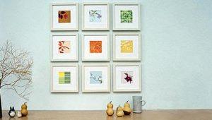 slike od uzoraka tkanina