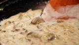 gljive s vrhnjem