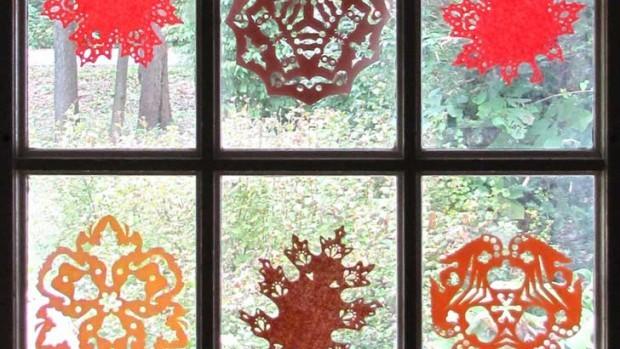 jesen na prozoru