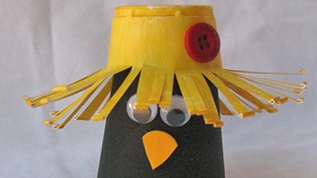 jesenska ptičica