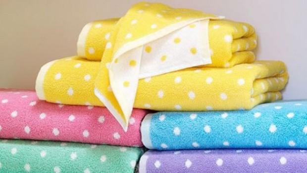 Colorful-Towel-Sets-Modern-Bathroom-Design
