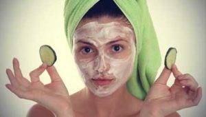 Homemade-Facial-Mask-For-Acne-Tips-cucumber-mask