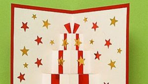 birthday-christmas-present-gift-card-pop-up-3d-tutorial-step-by-step-easy-simple-craft-christmas-decoration-fun-step-4