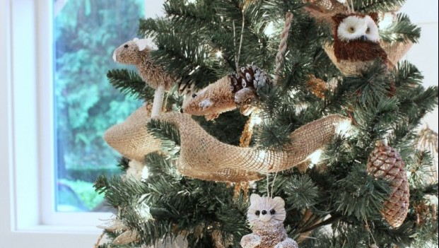 woodland-animal-ornament-christmas-tree-theme