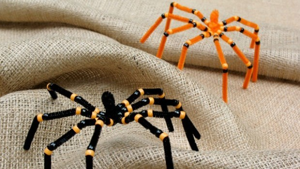 halloween-craft-ideas-for-kids-spider-craft