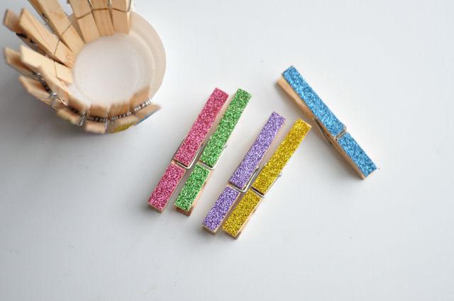 Glittered-Clothespins-Pot-7