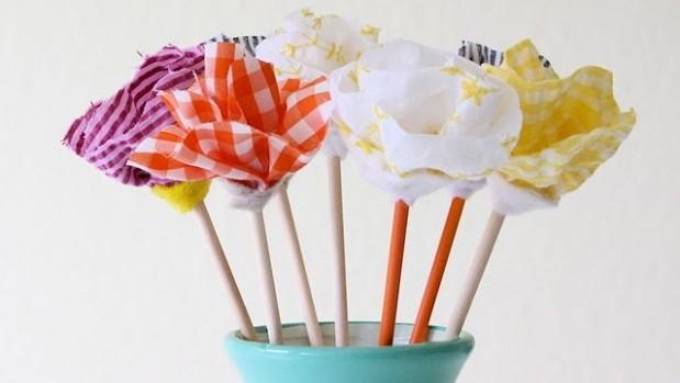 No-Sew-Flowers