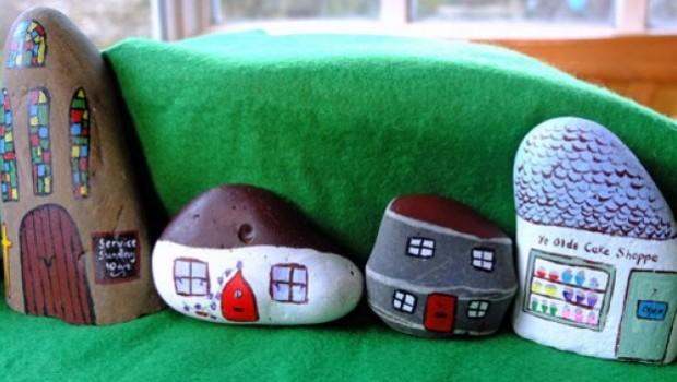 kamenčići kućice