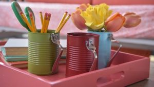 Creative Ways to Upcycle Soup Cans
