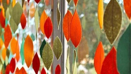 jesenja girlanda